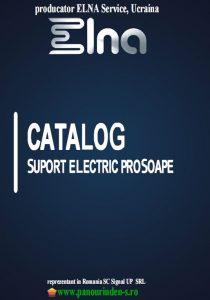 coperta catalogului pentru suporturile electrice de prosoape