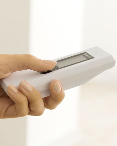 termostat wireless de ambient tip priza Uden-TW telecomanda