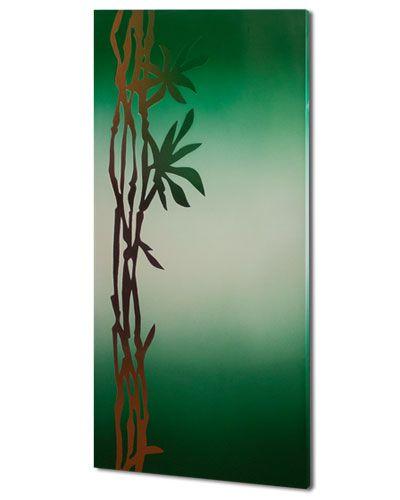 Panou bambus verde